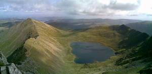 Catsytcam, Red Tarn and Striding Edge