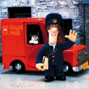 Bye Bye Postman Pat